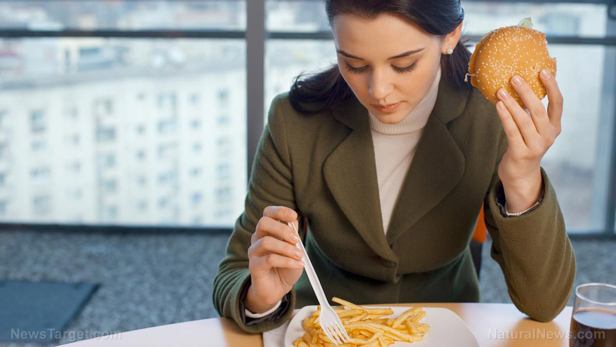 Study finds that eating fast food has a negative effect on